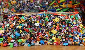 Toy Hoarder Sentenced To Jail, Home Confinement