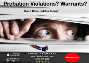 Parole Hearing & Probation Violation
